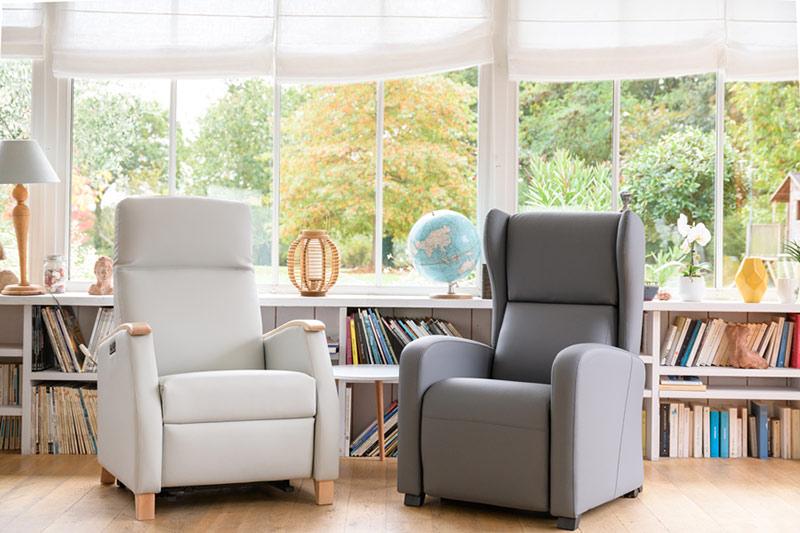 mobilier aménagé pour senior