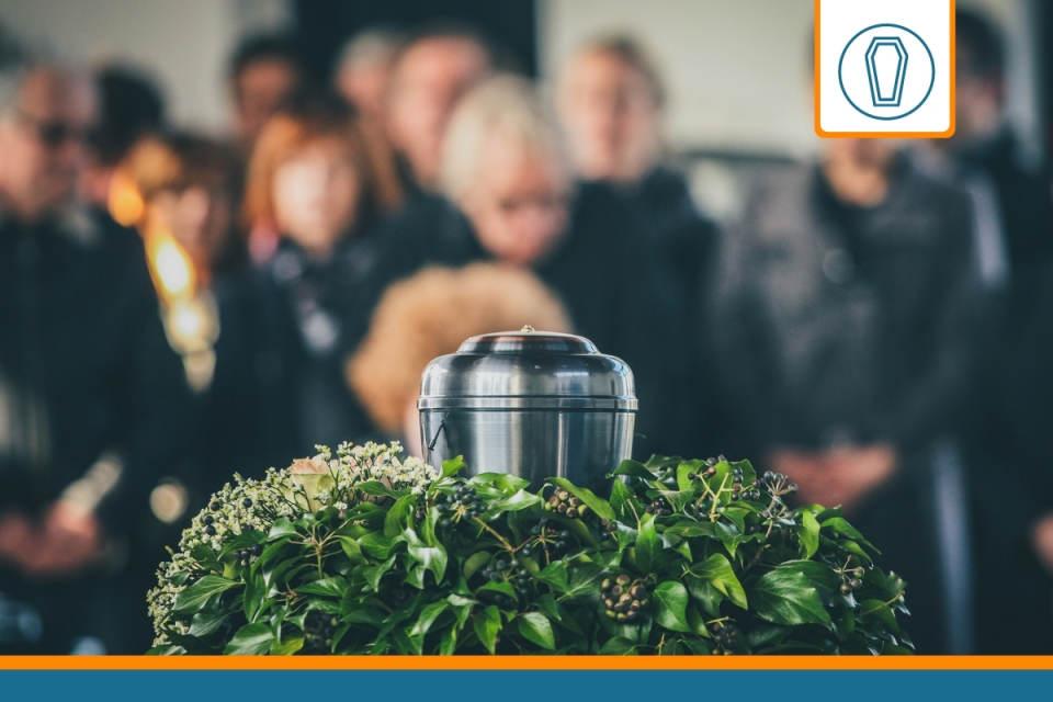 funérailles financées par une assurance obsèques