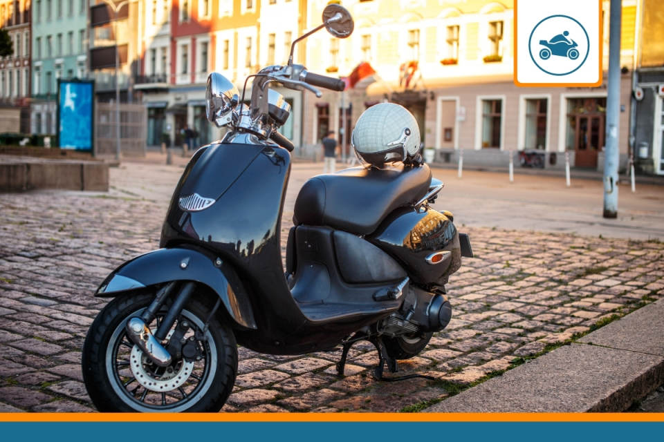 assurance scooter adaptée et au prix le plus bas grâce à un comparatif