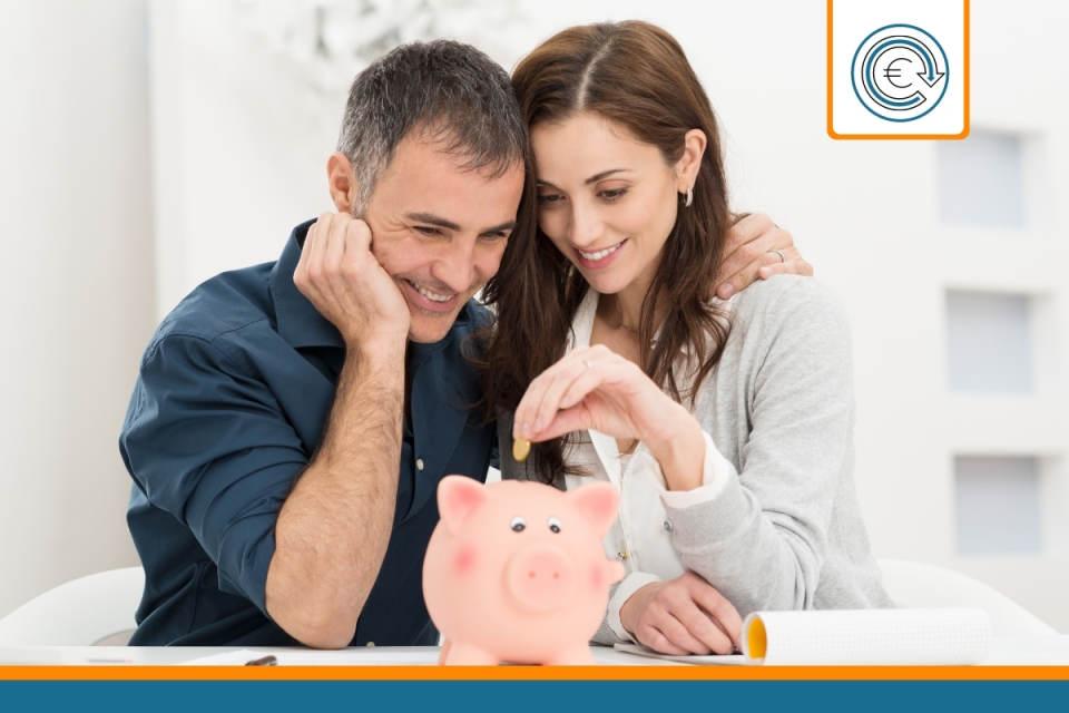 épargnants qui placent de l'argent sur une assurance vie