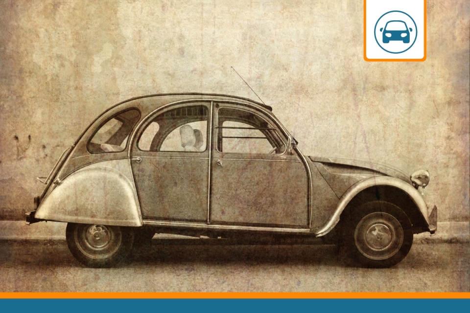 voiture ancienne avec une assurance spécifique