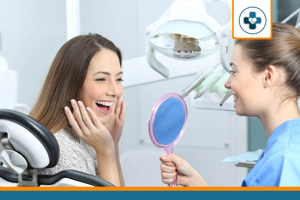 adhérente ayant réalisé un comparatif des mutuelles dentaires pour avoir les meilleurs remboursements