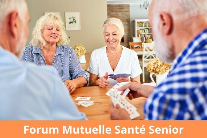 forum mutuelle santé seniors