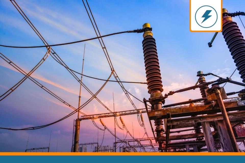 réseau d'un fournisseur d'énergie