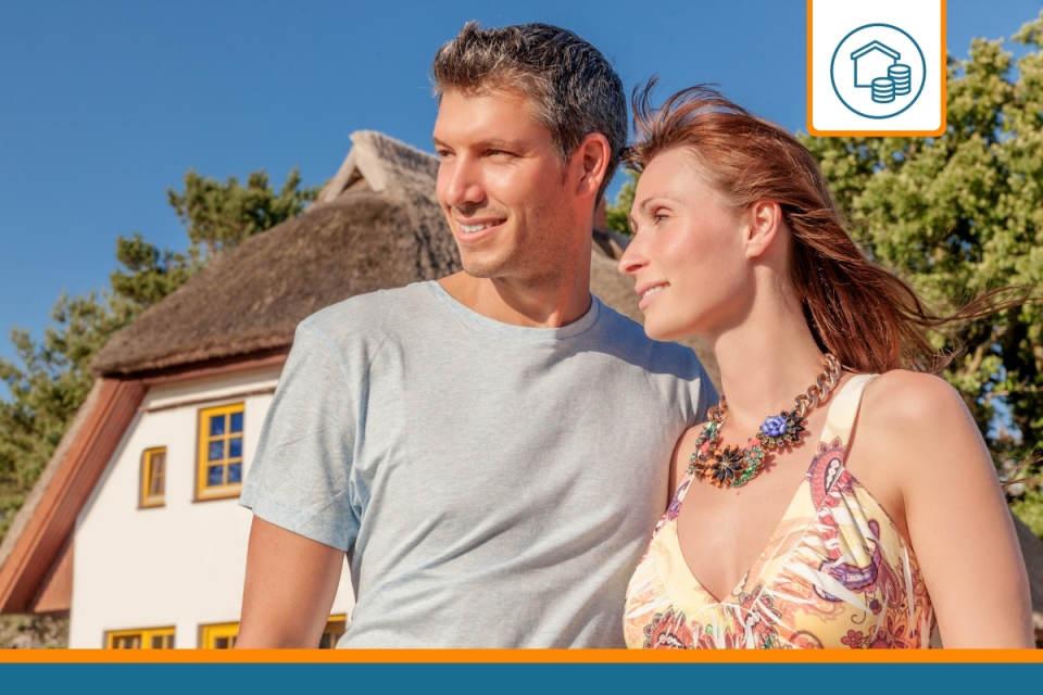 couple ayant souscrit des garanties spécifiques sur leur assurance emprunteur