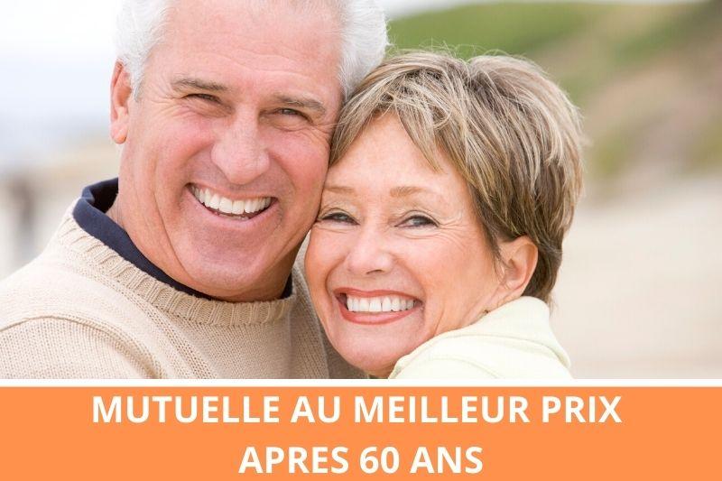 mutuelle pour les plus de 60 ans