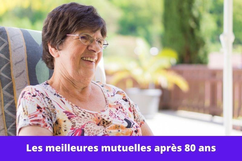 mutuelle plus de 80 ans