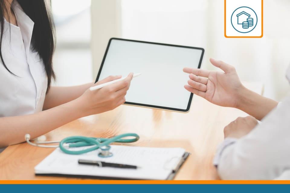 questionnaire médical de santé à compléter pour l'assurance de prêt