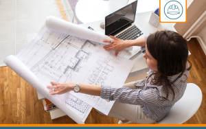 Une architecte qui protège ses projets avec une assurance décennale