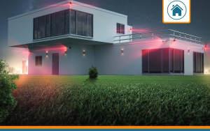 maison protégée avec une assurance habitation anti vol et cambriolage