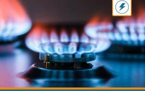 gaz provenant d'un contrat réalisé chez un fournisseur de gaz