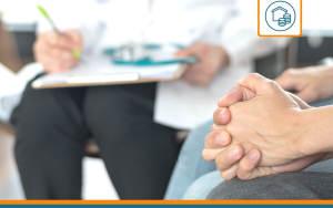 emprunteur en visite médicale pour déclencher sa garantie incapacité d'assurance